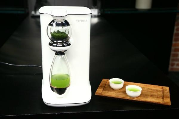 Teforia tea robot