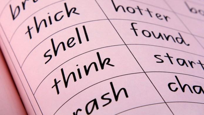 Spelling homework goes viral, but it's