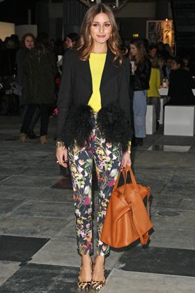 Olivia Palmero -- Girly style