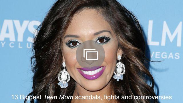 teen mom scandals slideshow
