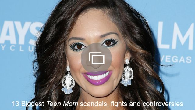 teen mom scandals slideshow