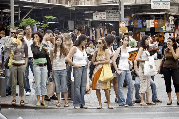 Shopping in Tel Aviv