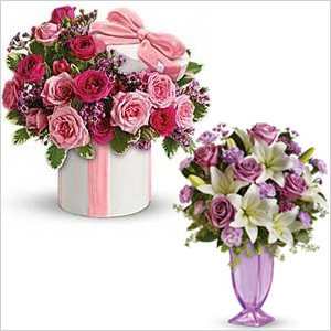 Flowers from Teleflora