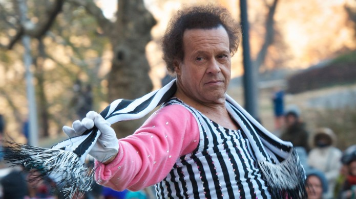Richard Simmons Is Suing a PI