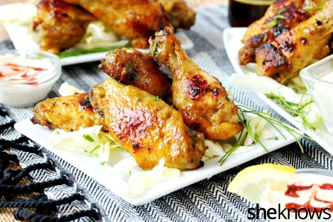 Most Searched-For Super Bowl Recipes: Chicken Wings