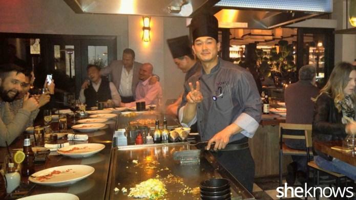 Why you should try Japanese teppanyaki