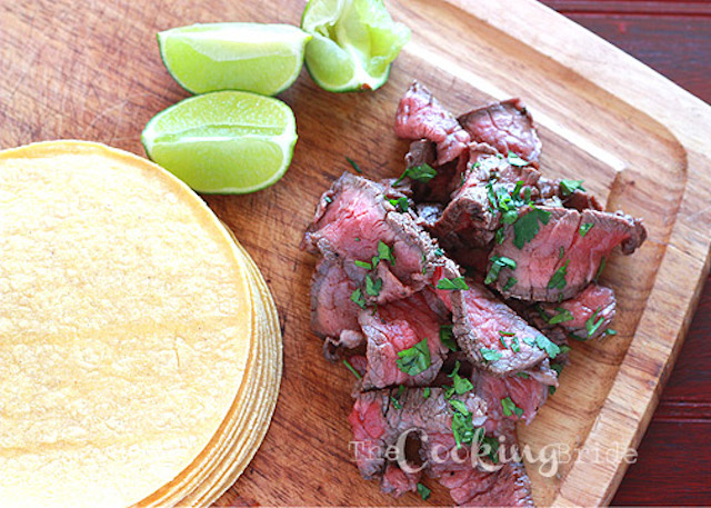 tequila lime steak