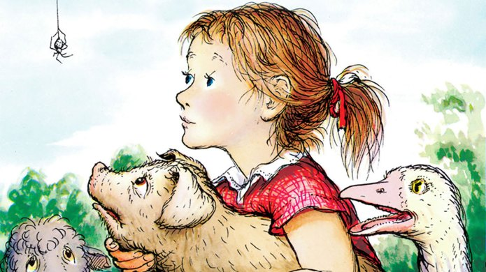 'Charlotte's Web' book cover