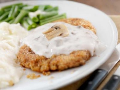 Chicken-fried, well, anything
