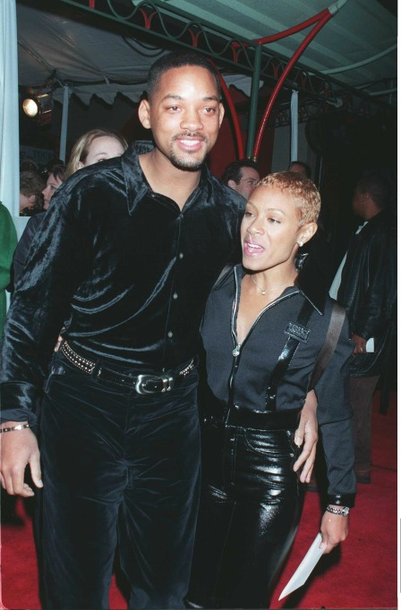 1997 Will and Jada Smith