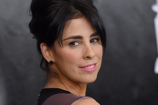 Sarah Silverman uses Twitter to endorse