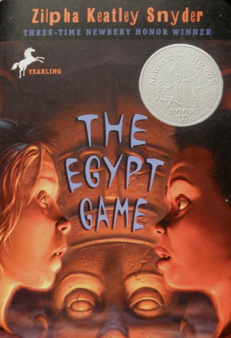 Books for girls: The Egypt Game