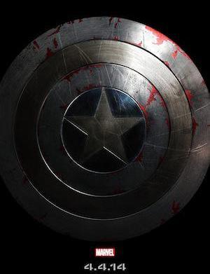 Captain America 2 gets a patriotic