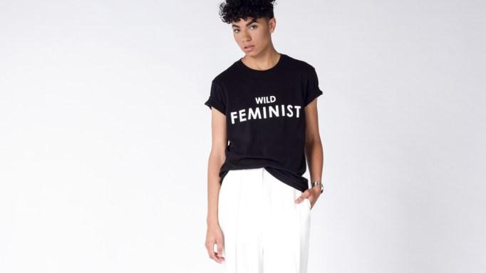 Gifts for Every Millennial Parent | Wild Feminist T-Shirt