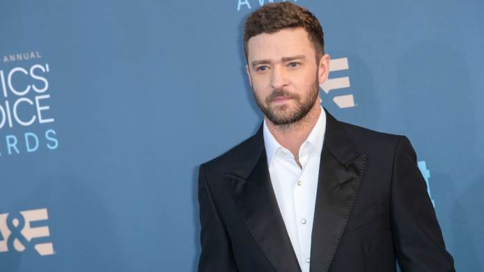 Justin Timberlake Is Bringing Sexy Back