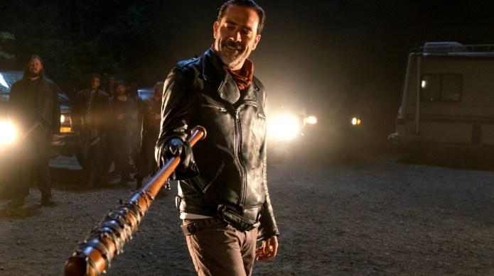 The Walking Dead's Season 7 premiere