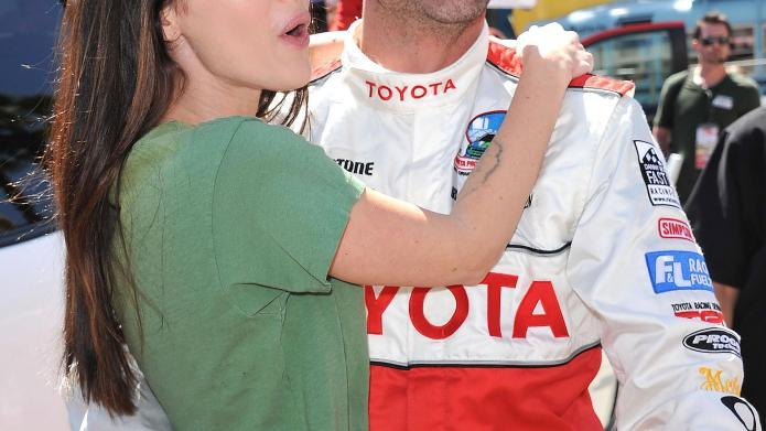 Brian Austin Green denies Megan Fox