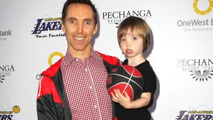 Steve Nash's child support stance: a