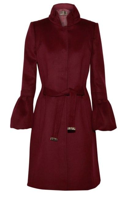 Winter Trends We're Excited For | Roberto Cavalli coat