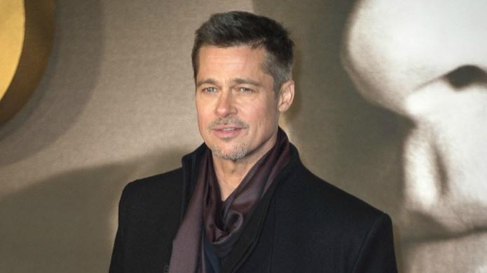 Brad Pitt is an innocent man
