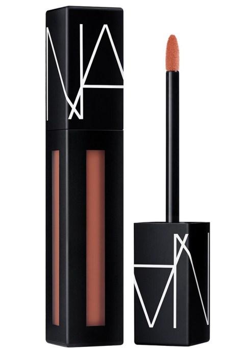 NARS's Powermatte Liquid Lipstick: Lip Pigment in Get It On | 2017 Makeup trends
