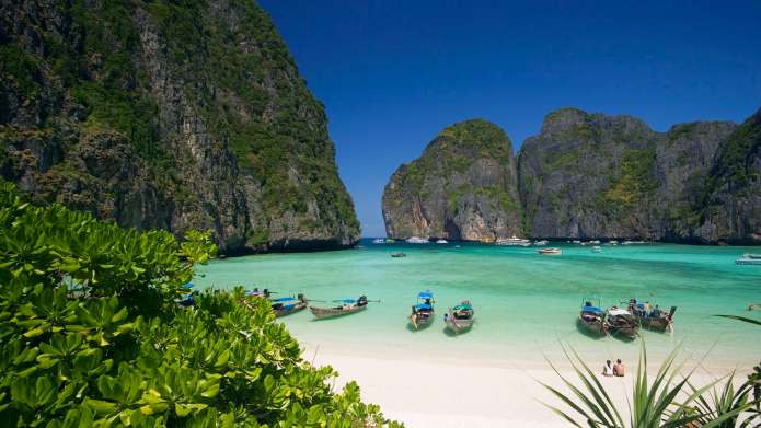 One of Thailand's Most Famous Beaches