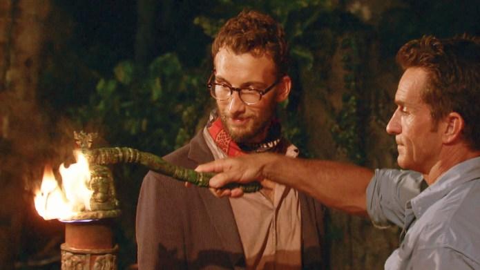 Survivor's Stephen Fishbach reveals why he