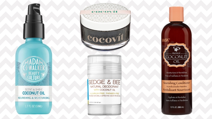 The 10 Best Coconut Oil Beauty