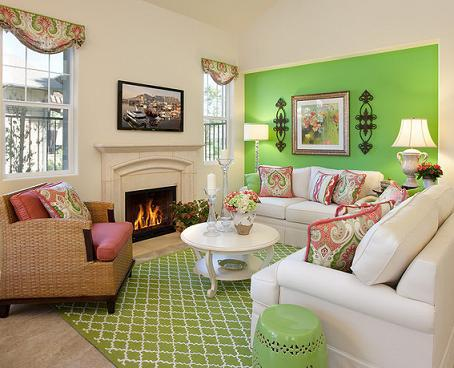 What your accent wall says about