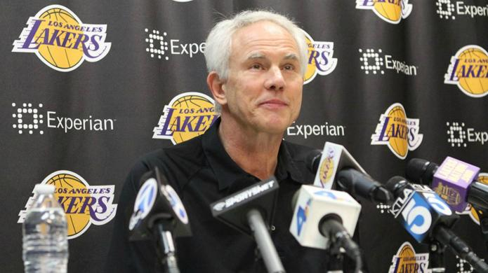 LA Lakers GM Mitch Kupchak's daughter