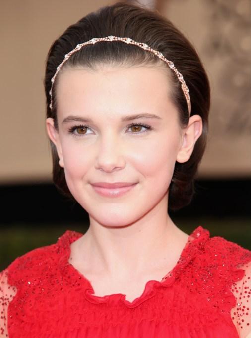 Celebrity Inspired Ways To Wear A Headband | Millie Bobby Brown