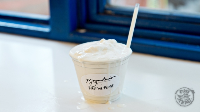 Celebrity ice creams: Kanye West and Kim Kardashian's daughters have milkshakes named after them.