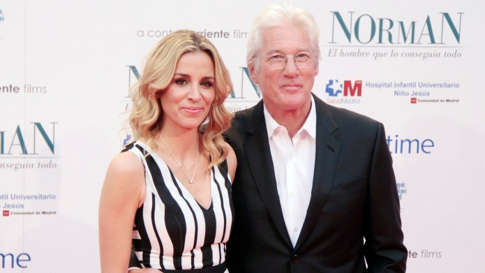 Richard Gere May Have Gotten Married