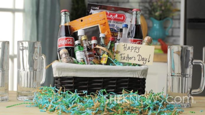 VIDEO: Father's Day gift — Boozy