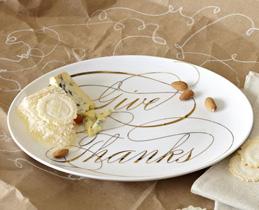 Give thanks platter