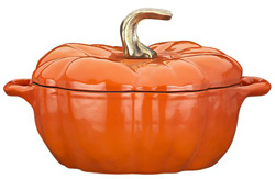 Pumpkin casserole dish
