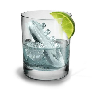 Titanic ice cubes