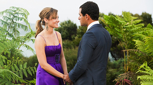 The Bachelor Jason Mesnick and Molly