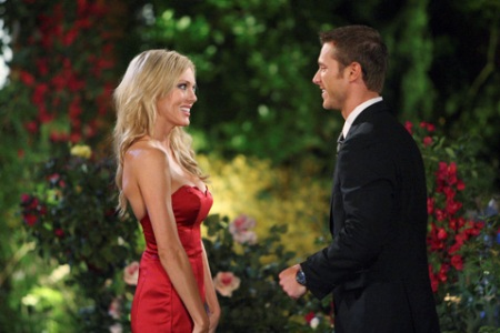 Not getting a rose on The Bachelor: Rozlyn