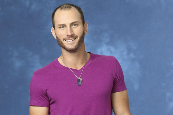 The Bachelorette's Nick S.