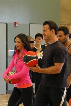 Bachelorette dodgeball drama