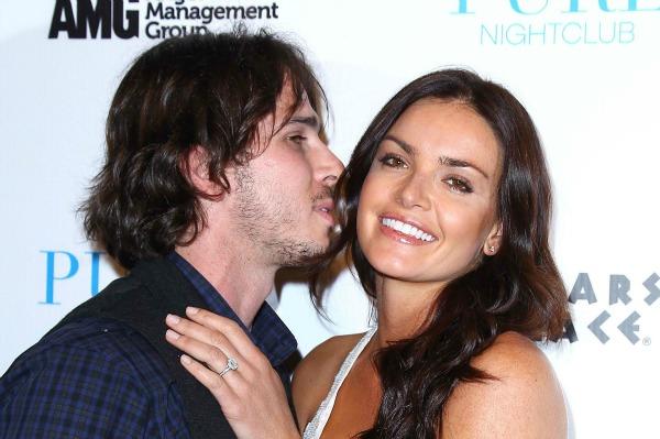 The Bachelor's Ben Flajnik and Courtney Robertson