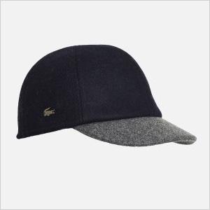 Stretch Cotton Cap(Lacoste, $80)