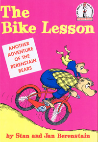 The Bike Lesson by Stan and Jan Berenstain