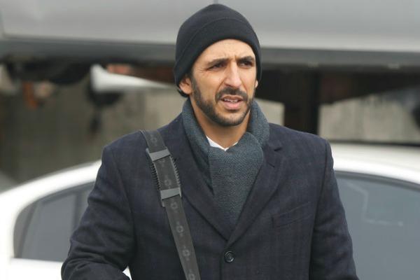 The Blacklist - Amir Arison interview