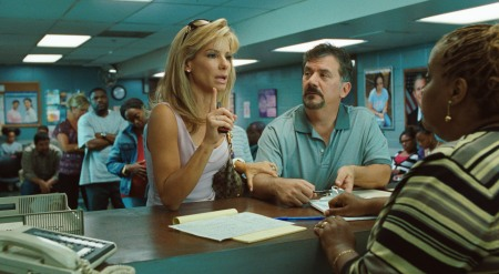 Sandra Bullock lets audiences know what's what in The Blind Side