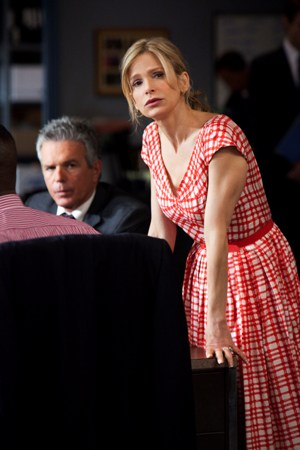Kyra Sedgwick's Closer is on the case