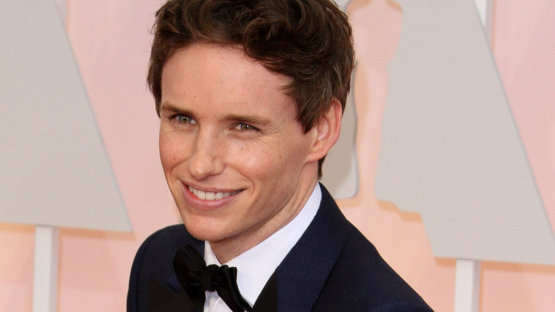 Eddie Redmayne stars as a transgender woman in The Danish Girl
