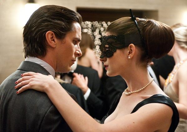 The Dark Knight Anne Hathaway