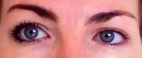 One finished eye | Sheknows.ca